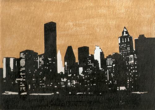 New York on Canvas