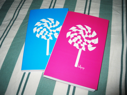 Lollipop Notebooks